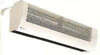 Воздушные тепловые завесы systemair AS