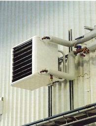 пример монтажа термостата sr