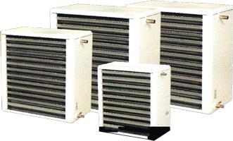 Стационарные тепловентиляторы Серия FHW