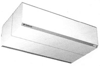 Воздушные тепловые завесы systemair HF (для проемов до 4м)