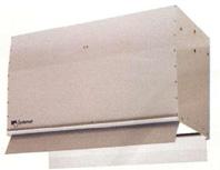 Воздушные тепловые завесы systemair MTV Industrial (для проемов до 6м)