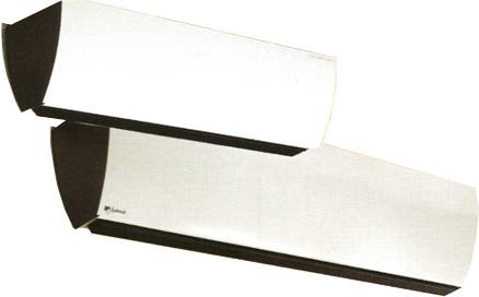 Воздушные тепловые завесы Portier Basic