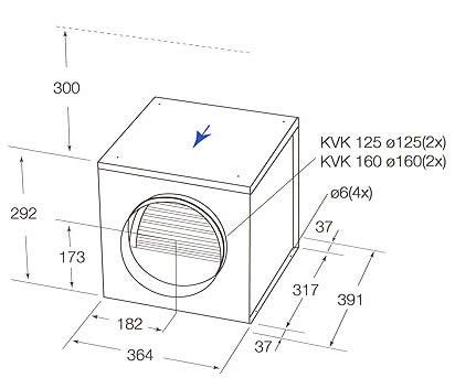 Systemair - KVK 125-160