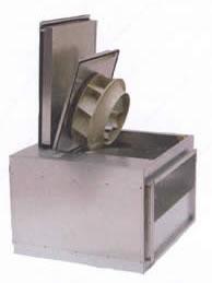 Systemair - RSI 70-40 L