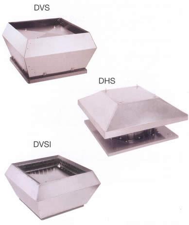 Systemair - DVS/DHS/DVSI 630/710