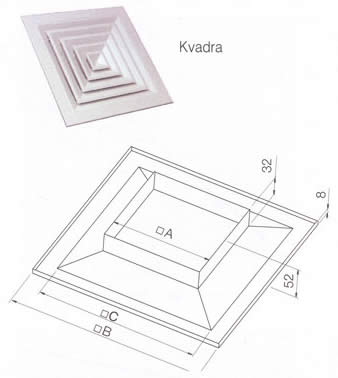 Systemair - Kvadra